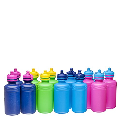 Sport Water Bottles (1 Dozen) (Sports Water Bottle Dozen compare prices)