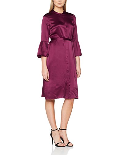 LK BENNETT Rosso Red Donna Willow Vestito 616 Elegante ruby rrdnqUpw