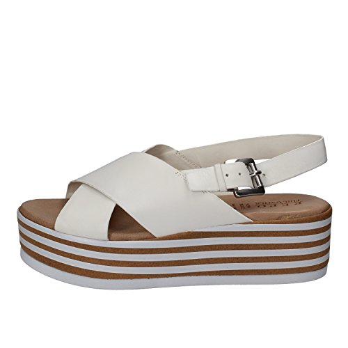 PHIL GATIER by REPO Mujer zapatos con correa Bianco