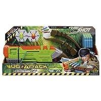 Lança Dardos de Espuma Bug Attack Crossbow Candide