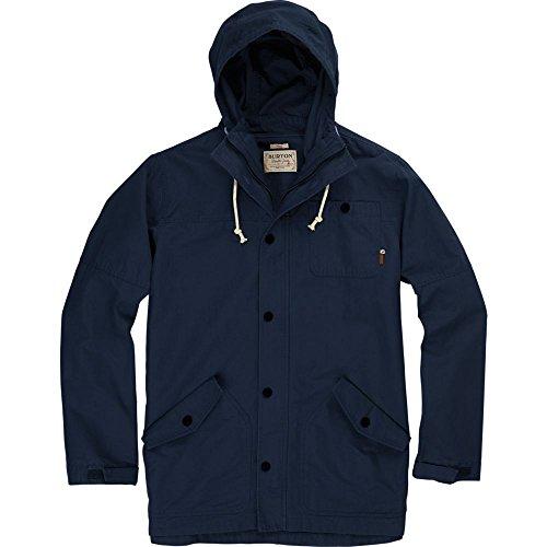 BURTON Men's Marin Jacket, Large, Eclipse