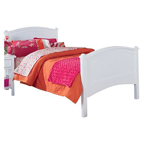 Bolton 9911500 Cooley Bed, Twin, White