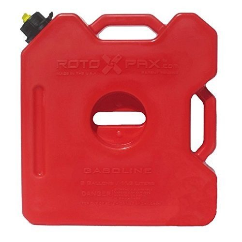 RotopaX RX-1G Gasoline Pack - 1 Gallon Capacity