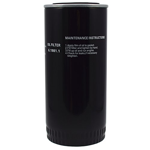 6.1981.1 Kaeser Oil Filter Element Replacement, used for sale  Delivered anywhere in USA