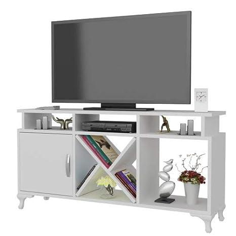 Decorotika - Soporte de TV (47 Pulgadas), diseño de Luna: Amazon ...