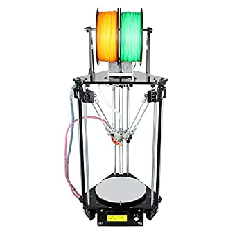 Impresora 3D Delta Multicolor: Amazon.es: Industria, empresas y ...