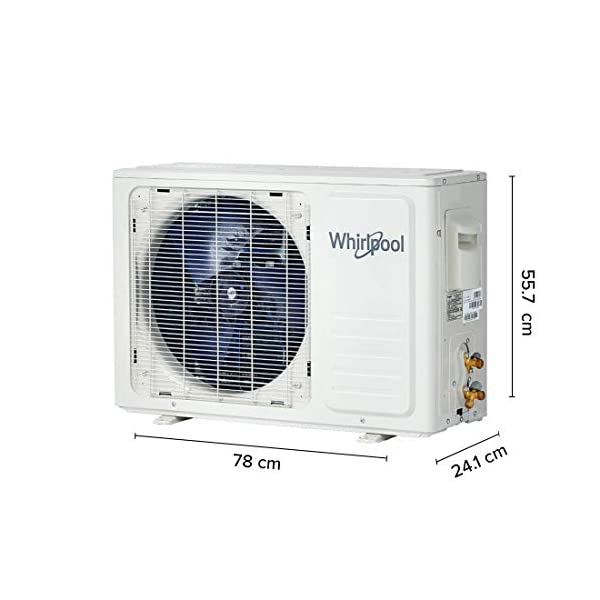 Whirlpool 1 Ton 3 Star Inverter Split AC (Copper, 1.0T MAGICOOL PRO 3S COPR INVERTER, White)