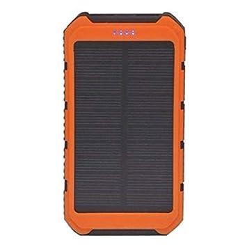 Banco de energía Solar Cargador portátil Cargador de ...