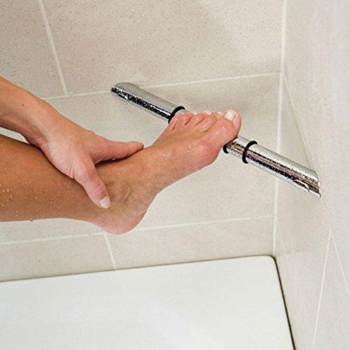 Corner Shower Foot Rest.Sanliv Corner Shower Foot Rest Wall Mounted Hotel Bathroom Shower Step For Shaving Legs And Tanning 5882 In Polished Chrome