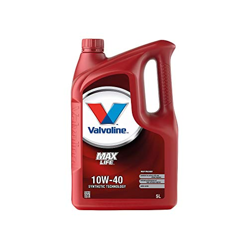 VALVOLINE Engine Oil Engine Oil Engine Engine Oil Engine Oil Diesel 10W-40 MaxLife 5L:
