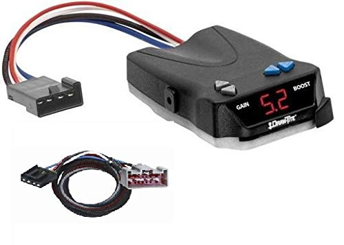 Draw-Tite I-Command Trailer Brake Controller Ford, E-150, E-250, E- 350 Econoline, All Styles