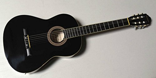 39'' Classic Electric Nylon String Guitar by Harmonia