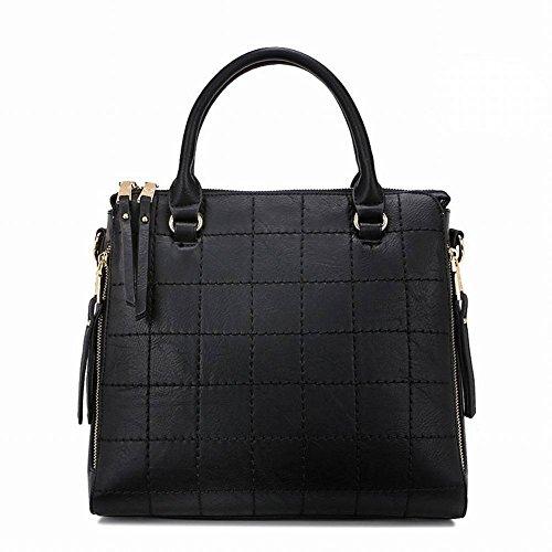 Tragbare Schultertasche Fan Mode Handtaschen Messenger Bag , lila