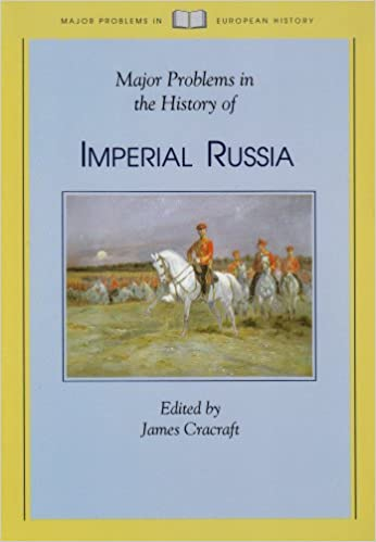 Amazon major problems in the history of imperial russia major amazon major problems in the history of imperial russia major problems in european history series 9780669214970 james cracraft books fandeluxe Gallery