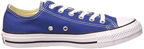 Converse Chuck Taylor All Star, Zapatillas Altas Unisex Adulto Azul (Roadtrip Blue)