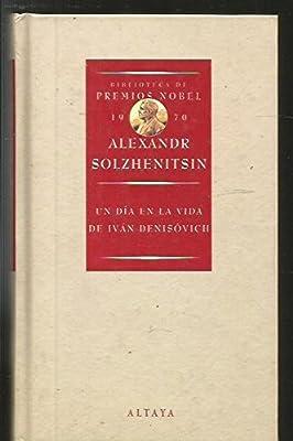 Un dia en la vida de ivan denisovich: Amazon.es: Solzhenitsyn ...