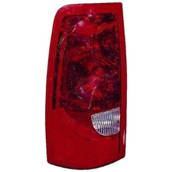 Fits 2004-2006 GMC Sierra 1500 Tail Light Pair Driver Side and RH NSF GM2800177