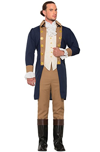 - Forum Novelties Men's Colonial Officer Costume, As As Shown, Standard