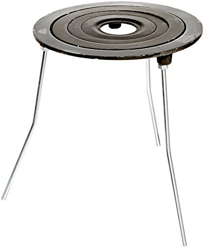 United Scientific TCR8X9 Tripod Stand with Concentric Rings, 3.5