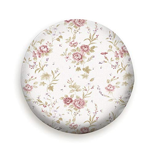 Cool pillow Tire Cover Rose Bouquet Design White Vintage Clip Art Polyester Universal Spare Wheel Tire Cover Wheel Covers Jeep Trailer Rv SUV Truck Camper Travel Trailer Accessories