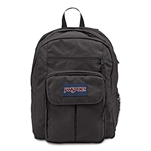 JanSport Digital Student Laptop Backpack - 2100cu in Forge Grey, One Size