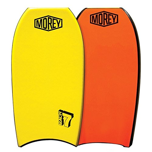 Wham-O Mach 7 Body Board, 42-inches by Morey