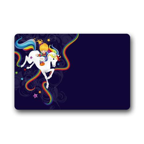 rainbow-brite-and-starlite-custom-outdoor-indoor-doormat-personalized-design-machine-wahable-neopren