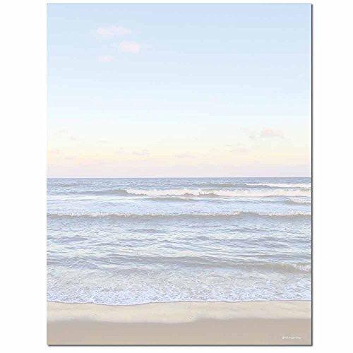 Shoreline Letterhead Laser & Inkjet Printer Paper, 100 pack