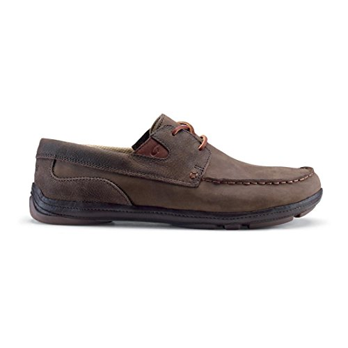 cheap 2015 with mastercard cheap price Olukai Mano Men's Shoes Dark Wood/Dark Wood low shipping fee cheap online free shipping low price from china cheap online IPwWrWkN