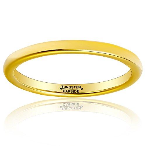 HSG Tungsten Carbide Wedding Engagement