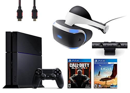 PlayStation-VR-Bundle-4-ItemsVR-HeadsetPlaystation-CameraPlayStaion4-Call-of-Duty-Black-Ops-IIIVR-Game-Disc-Eagle-Flight-VR