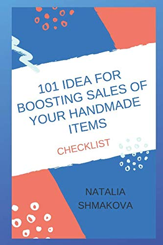 101 idea for boosting sales of your handmade items