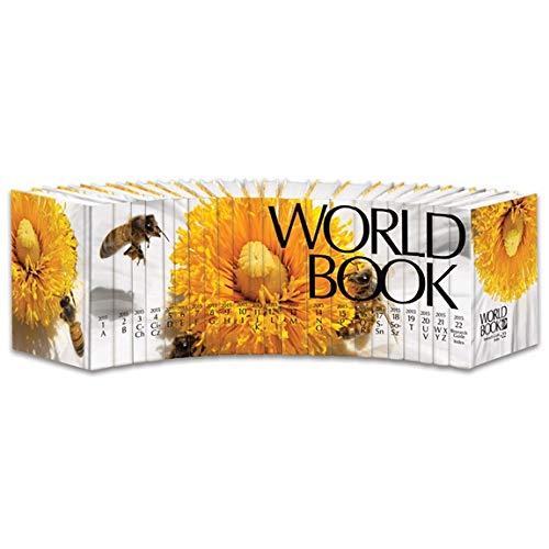 (World Book Encyclopedia 2015, 22 Volume Set)