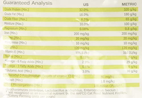Pure Vita Grain Free Chicken And Peas Cat Food, 6.6-Pound