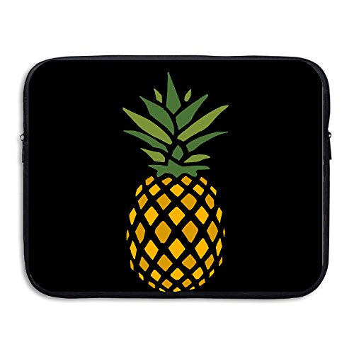 custom-new-design-creative-pineapple-right-down-shock-resistant-tablet-protector-cover-bag-13-inch