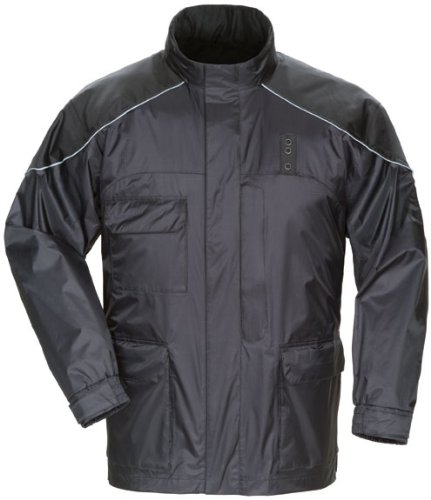 Tourmaster Mens Sentinel LE Motor Officer Rainsuit Jacket - X-Large