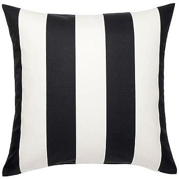 Amazon Com Ikea Vargyllen Cushion Pillow Cover White