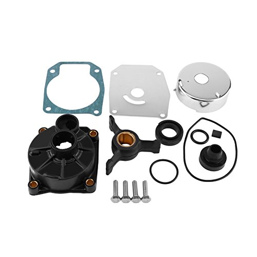 Water Pump Rebuild Kit,Outboard Water Pump Impeller Repair Kit for Johnson Evinrude 40 48 50 HP Outboard Motors 438592 (Johnson Outboard Motor Hp 40)