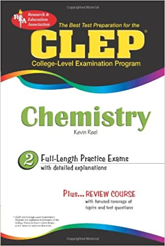 CLEP Chemistry (CLEP Test Preparation)