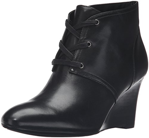 Lauren Di Ralph Lauren Womens Tamia-bo-cwd Boot Black