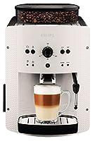 KRUPS EA8105 Kaffeevollautomat (1,8 l, 15 bar, CappuccinoPlus-Düse) weiß