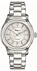 "Salvatore Ferragamo Men's FQ1040013 ""Lungarno"" Stainless Steel Automatic Watch"