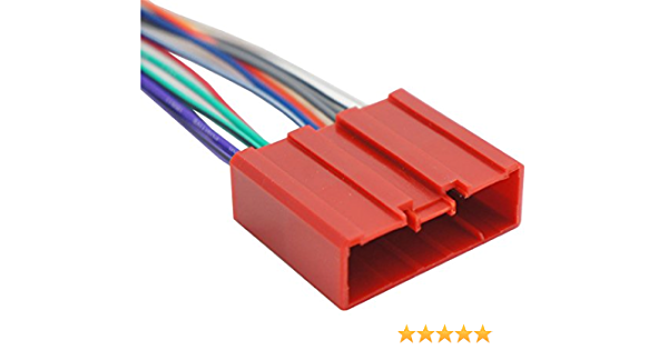 Compatible with Mazda 6 2009-2015 Factory Stereo to Aftermarket Radio  Harness Adapter Plug: Car Electronics - Amazon.com | 2014 Mazda 6 Wiring Harness |  | Amazon.com