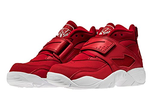 Nike Men's Air Diamond Turf Red/White 309434-600 (SIZE: 11.5)