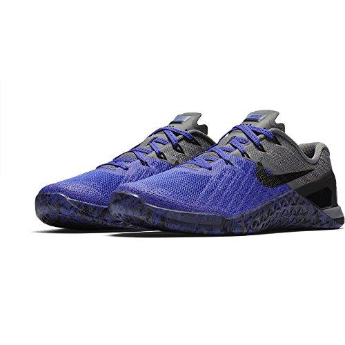 Nike Dame Metcon 3 Løbesko Persisk Violet / Sort-cool Grå 6hyIrEYVbh