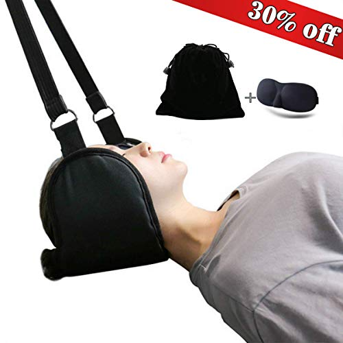 Hammock for Neck - Neck Pain Relief Hammock, Affordable Cervical Traction Hammock Device