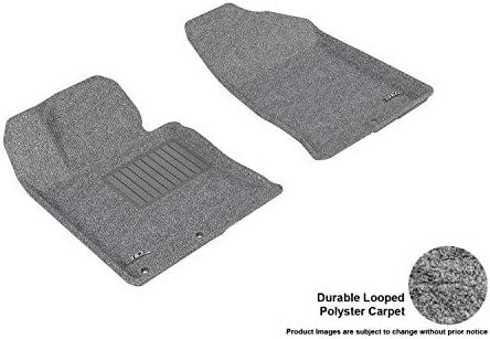 2014 Black Element EXP.ELEMENT3D02111210k Tailored Custom Fit 3D Rubber Floor Mats for Hyundai i20