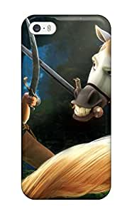 Janice K. Alvarado's Shop Case For Iphone 5/5s With Nice Rapunzel & Flynn In Tangled Appearance 9370895K76484474