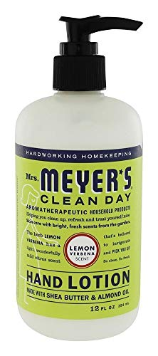 (Mrs. Meyer's Clean Day Hand Lotion, Lemon Verbena, 12 Ounce)