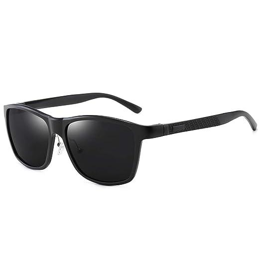 Yangjing-hl Gafas de Sol de Hombre y Mujer Gafas de Sol de ...